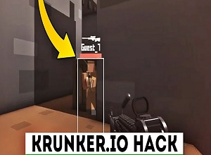 Photo of Krunker.io Aimbot Mod