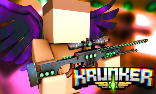 krunker.io hunter