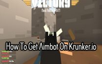 How To Get Aimbot On Krunker.io