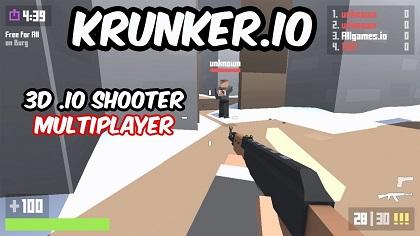 Krunker io Mods & Unblocked - Krunker io Guide & Play