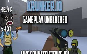 krunker.io unblocked