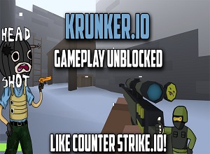Krunker.io Unblocked Gameplay