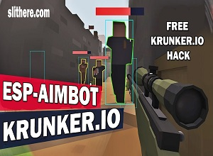 Krunker io Aimbot Hack, ESP, Wall Hack - Krunker io Guide & Play