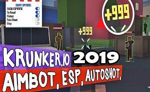 krunker.io aimbot 2019