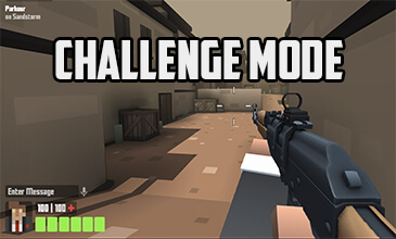 Photo of Krunker.io Challenge Mode